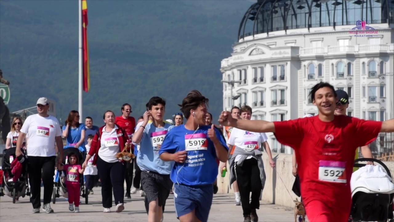 Wizzair Skopje Marathon