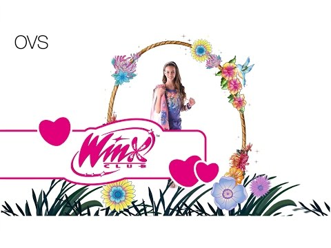 Winx Club by OVS - Fashion photo shoot - Collezione SS15