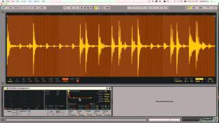 Ableton Live 9 306: 10 Killer Simpler Sampler Tips - 1. Pitch Envelope