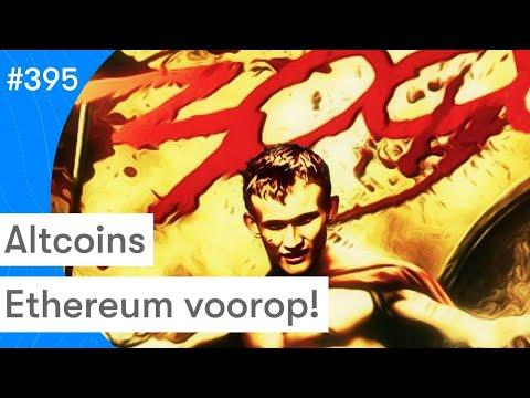 Ethereum Koers Is 3000 Dollar | Dogecoin Belangrijke Dag | BTC Nieuws Vandaag | #395