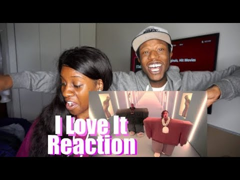 "Kanye West & Lil Pump ft. Adele Givens - ""I Love It"" (Official Music Video) [REACTION] #1"
