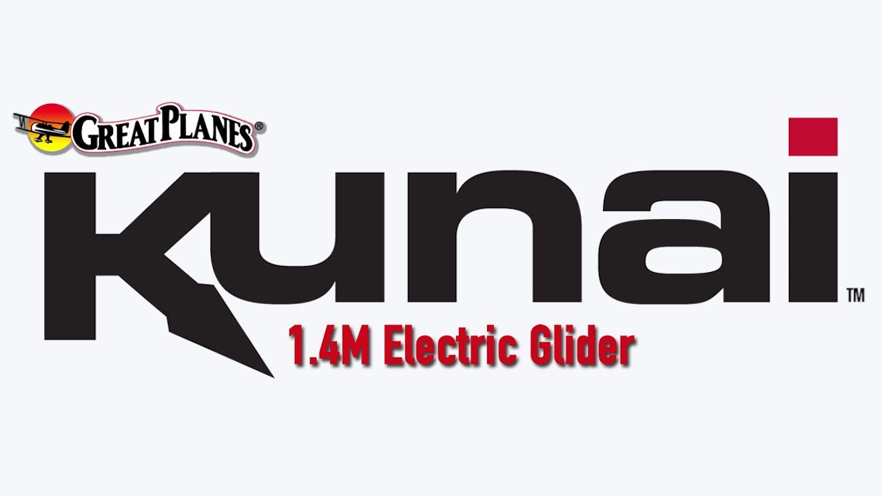Spotlight: Great Planes Kunai 1.4M Brushless Gliders