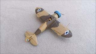 REVELL 1/72 P-26 PEASHOOTER - A Build In Pictures