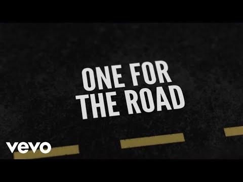 Jason Aldean - One for the Road (Lyric Video)