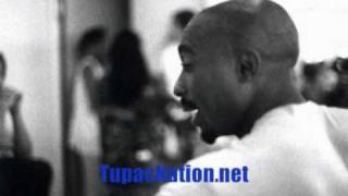2Pac Gives His Opinion On African and Slave Names (Interview)