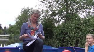 Spijkenisse Achter de Schermen 2012 - 3 - Elma Oosthoek - Fluiterboot De IJsvogel