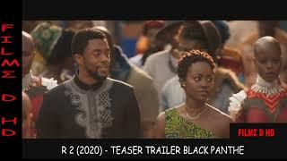 BLACK PANTHER 2 (2020) - TEASER TRAILER