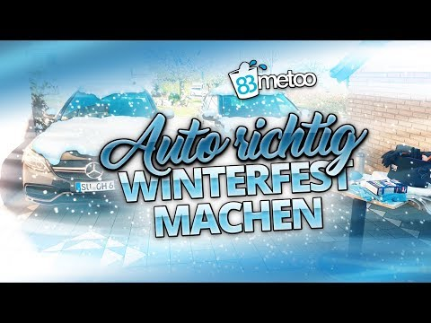Wintercheck Auto | Top 10 der Winter-Autotipps | Auto winterfest machen