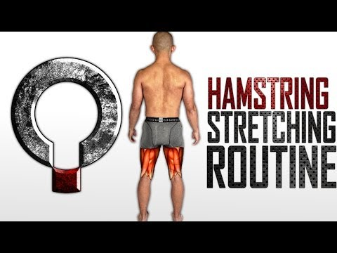 Tight Hamstrings?  Stretching Routine for Posterior Chain