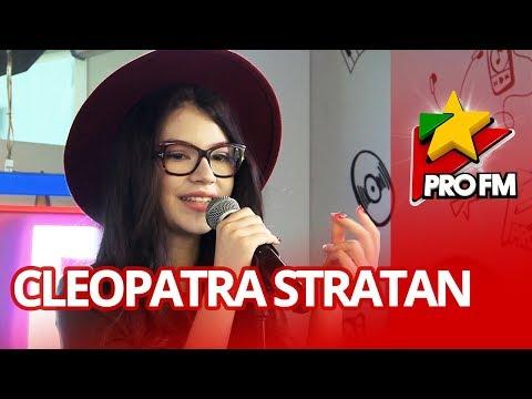 Cleopatra Stratan - Te las cu inima | ProFM LIVE Session