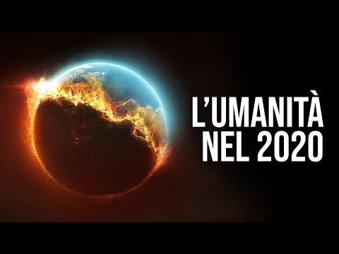 Umanità nel 2020 (Cos'è successo in questo folle anno)