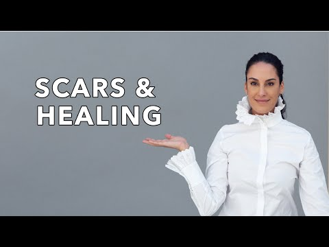 Scars and Wound Healing Facts!  by Sheila Nazarian, MD in Beverly Hills, Los Angeles