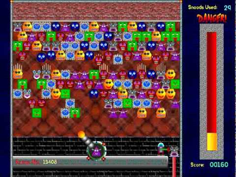 Lets Play Snood For Windows