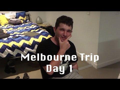 Melbourne Trip (December 2015) - Day 1