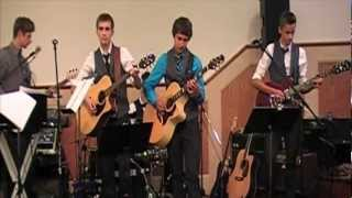 Tikhonovs band - Alex and Venera wedding