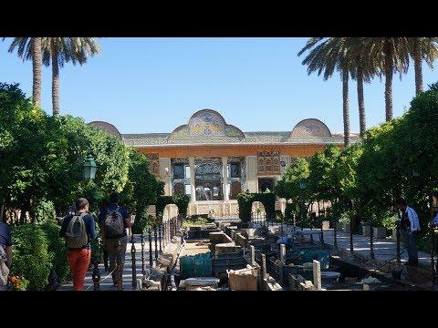 Shiraz Persépolis et environs
