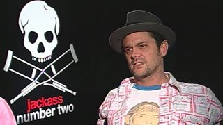 'Jackass Number Two' Interview
