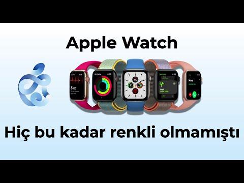 Kartlar Yeniden Dağıtıldı: Yeni Apple Watch Series 6 ve Apple Watch SE Tanıtıldı