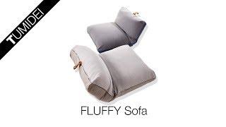 TUMIDEI Presents FLUFFY Sofa