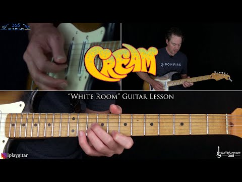 Cream - White Room Guitar Lesson