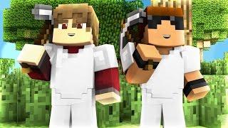 Minecraft Stranded: DIAMOND HUNT! (Minecraft Roleplay) EP4
