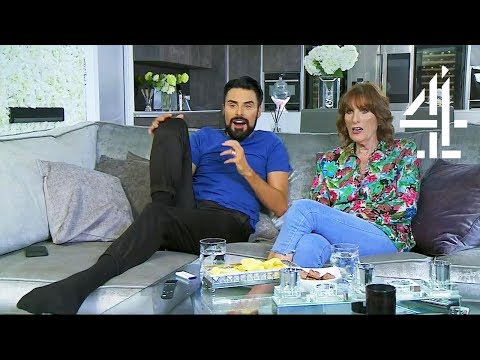 Rylan & More Celebs REACT To First Dates   Celebrity Gogglebox