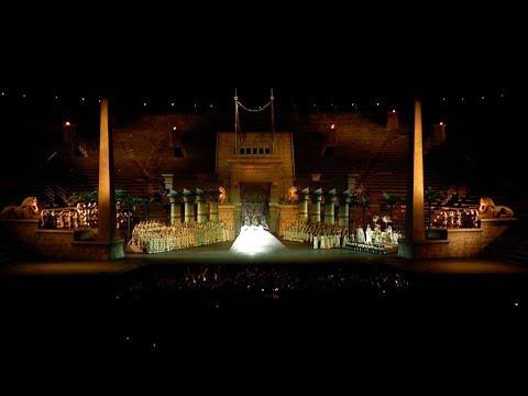 Aida - Scena del Trionfo - Arena di Verona 2017