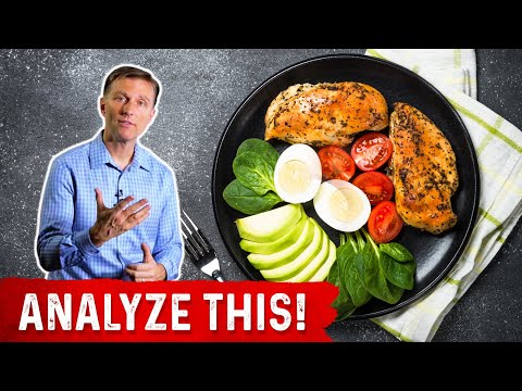 Keto Meal Analysis by Dr. Berg