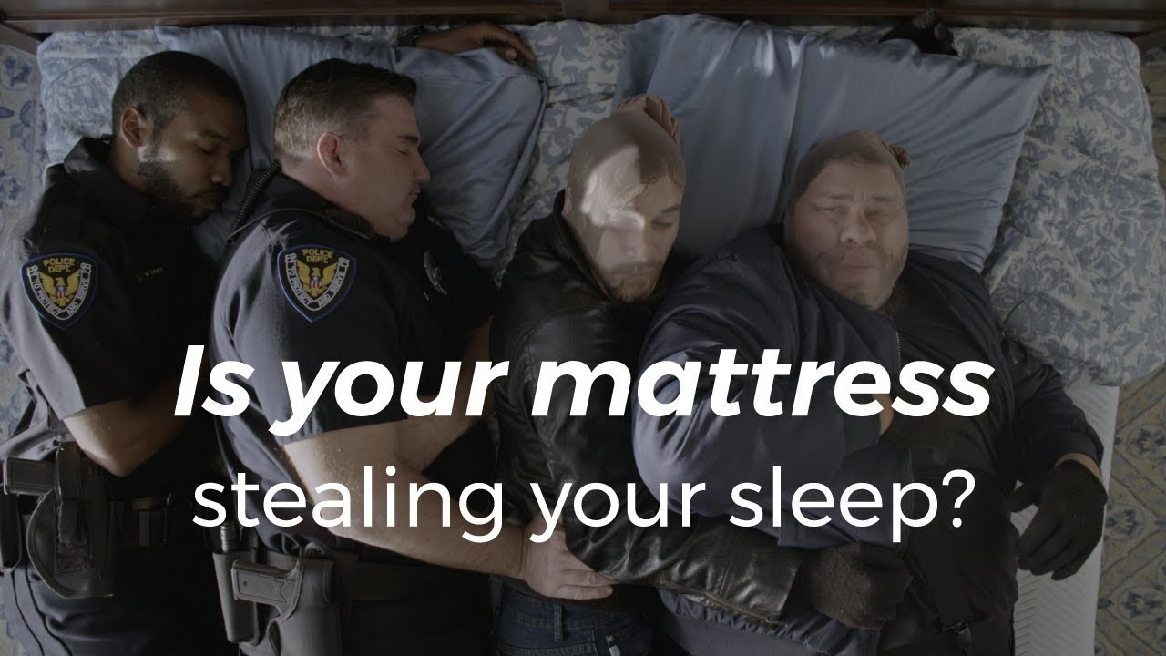 Don T Let Your Mattress Steal Your Sleep Purple Youtube