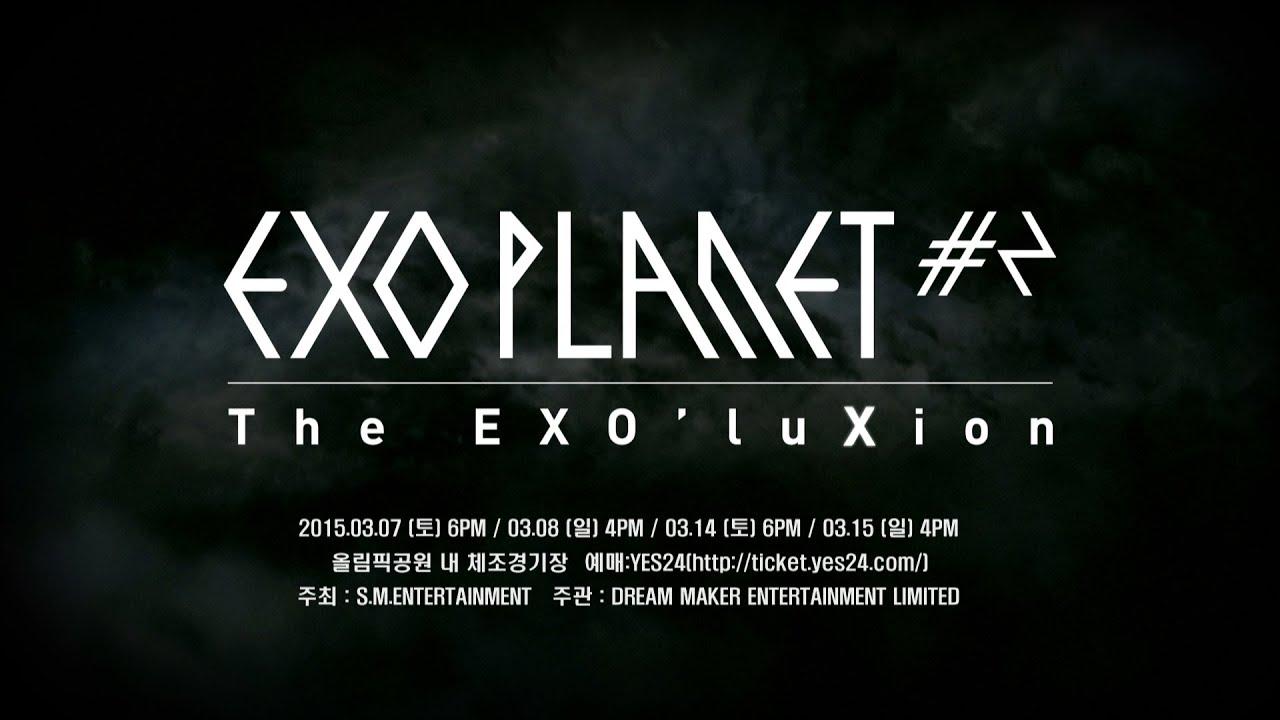 EXO PLANET #2 – The EXO'luXion – - YouTube