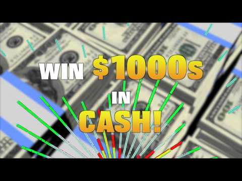 Radio Promo 30 Sec - Fall into Cash 1037