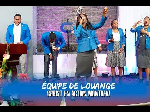 Tu es digne, par l'équipe de Louange CAE Montréal