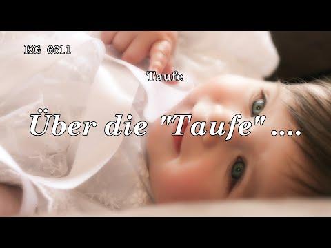 """Über-die-""""taufe""""-...."""