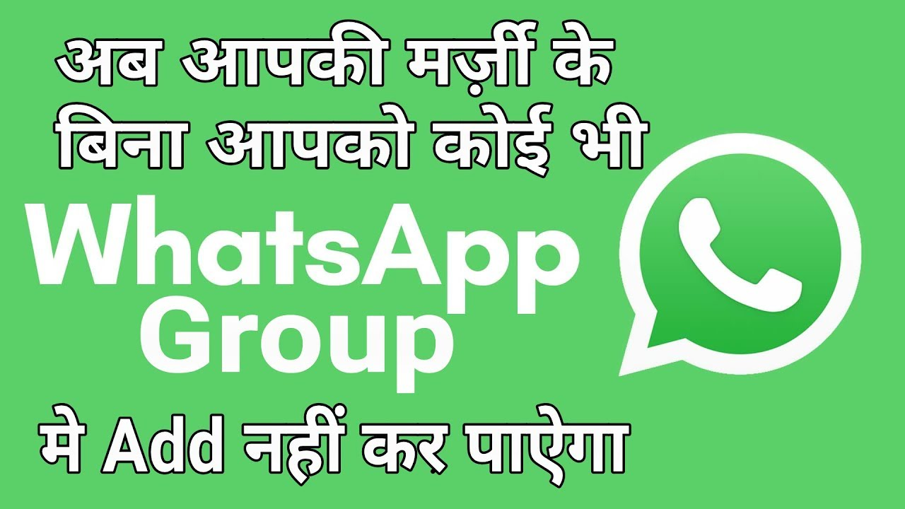 Whtsapp group