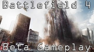 BF4/Battlefield 4 BETA [PC] gameplay 1/10/13 (Conquest Large)