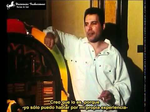 Freddie Mercury Last Interview in video with subtitles ...