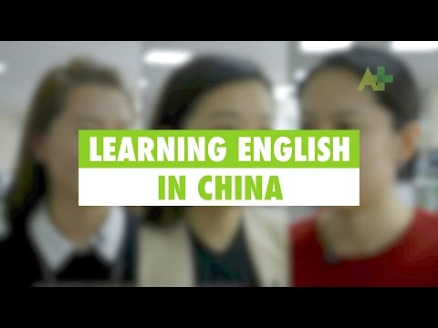 Learn English: Learning English in China - Australia Plus