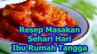 Video Resep Masakan Sehari Hari Ibu Rumah Tangga download MP3, 3GP, MP4, WEBM, AVI, FLV Juni 2018