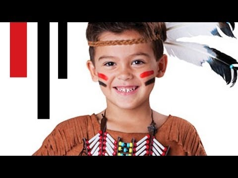 Kids cowboy cowgirl and indian costumes youtube solutioingenieria Image collections