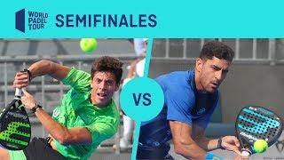 Resumen semifinales (Chingotto/Tello vs Maxi/Sanyo) Cascais Padel Master