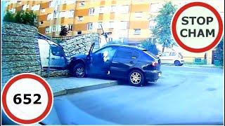 Stop Cham #652 - Niebezpieczne i chamskie sytuacje na drogach