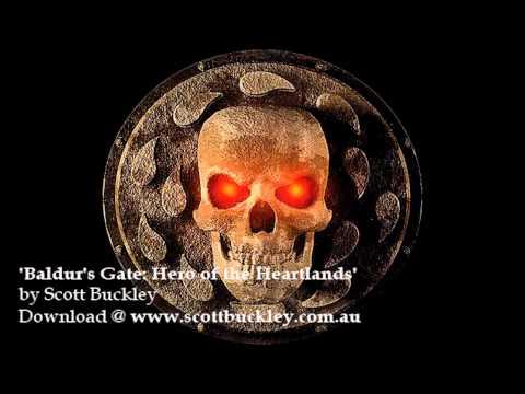 Baldur's Gate Remix - Hero of the Heartlands