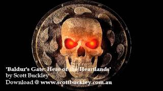 Video Baldur's Gate Remix - Hero of the Heartlands download MP3, 3GP, MP4, WEBM, AVI, FLV September 2017