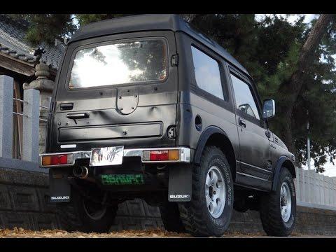 Suzuki Jimmy Turbo for sale JDM EXPO(4777 FC, s8054)