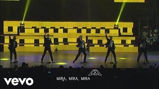 Magneto & Mercurio - Mira, Mira, Mira (En Vivo)