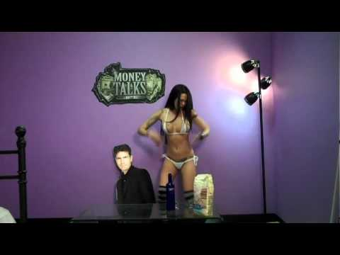 Money Talks Charlie Porn - Charlie Sheen Parties with Havoc and her Tiger Blood is ...
