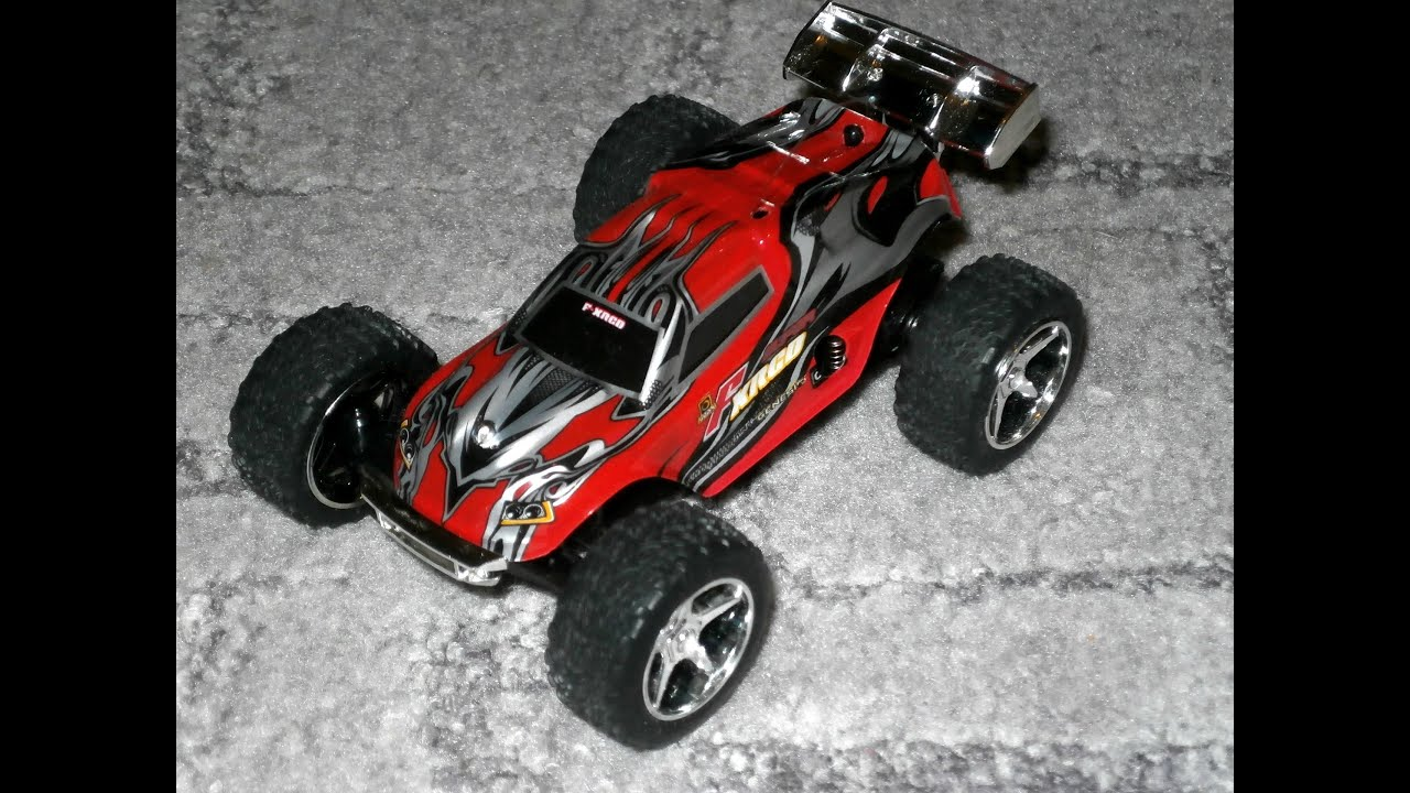 hi speed rc mini truck car great fun test drive youtube. Black Bedroom Furniture Sets. Home Design Ideas