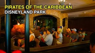 Repeat youtube video [4K] Pirates of the Caribbean - EXTREME LOW LIGHT : Disneyland Park (Anaheim, CA)