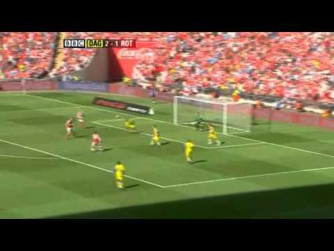 Dagenham & Redbridge 3-2 Rotherham United - League Two Play Off Final