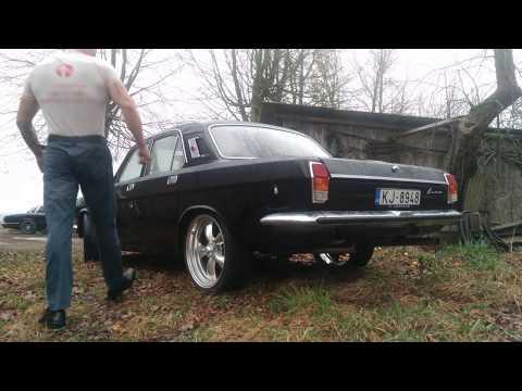Думаю, менять ЗМЗ V8 на импортный или оставить!!! Volga V8 из Latvija!!!